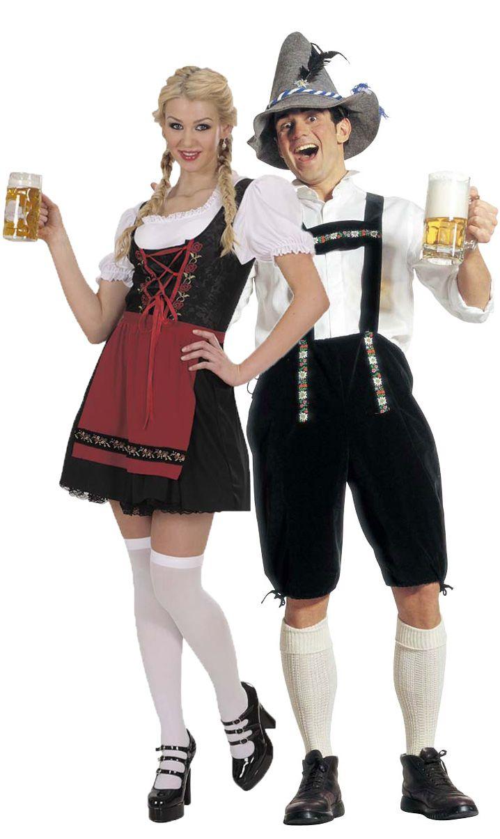 Disfraces de halloween para parejas mujeres