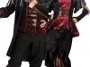 Disfraces en pareja para Halloween: Vampiros