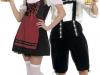 Disfraces en pareja para Halloween: Bávaros