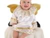 Disfraz de Ángel para niño: Bebé
