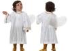 Disfraz de Ángel para niño: Por delante y por detrás