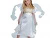 Disfraz de Ángel para niño: Con vestido