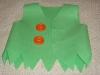 Disfraz de duende de Navidad para niño: chaleco
