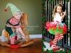 Disfraz de duende de Navidad para niño y niña