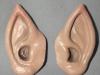 Disfraz de duende de Navidad para niño: orejas