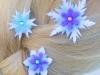 Disfraz de Elsa Frozen casero: detalles pelo