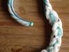 Disfraz de Elsa Frozen casero: diadema