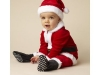 Disfraz de Papá Noel: Para bebé
