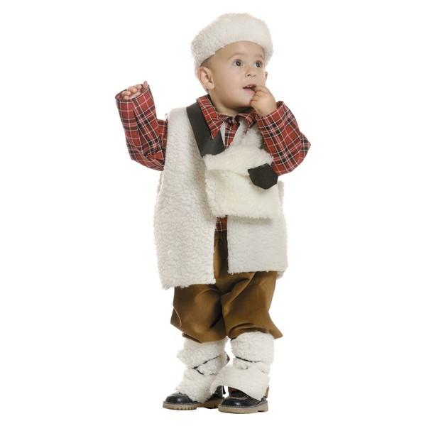Resultado de imagen de niño vestido pastor