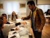 Elecciones Generales 20D famosos votando: David Bustamante