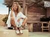 Elsa Pataky para Gioseppo campaña PV 2017: alpargatas con cuerdas