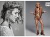 Elsa Pataky para Gioseppo campaña O/I 2016: botines marrones