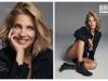 Elsa Pataky para Gioseppo campaña O/I 2016: botines negros