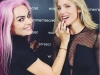Elsa Pataky para Women'Secret: Maquillándose