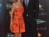 Elsa Pataky y Chris Hemsworth estreno 'En el corazón del mar' en Madrid: posando para la prensa