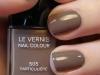 Esmaltes de uñas otoño 2015: marrón