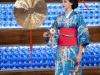 Eva González looks MasterChef Junior 3: japonesa con el gong