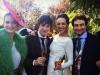 Eva González y Cayetano Rivera boda: fotos invitados en Instagram