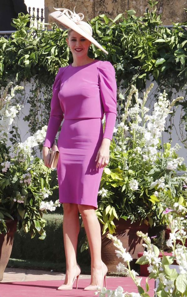 Eva González: su segundo vestido de novia más sensual [FOTOS ...