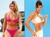 Famosas operadas de senos Antes y después Elsa Pataky