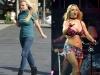 Famosas que han adelgazado bastante: Britney Spears