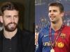 Famosos con barba y sin barba: Gerard Piqué
