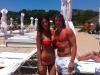 Famosos quemados bajo el sol: Carles Puyol