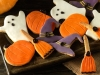 Galletas de Halloween: originales