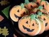Galletas de Halloween: De calabaza