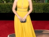 Globos de Oro 2016 alfombra roja: America Ferrera de Jenny Packham