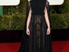 Globos de Oro 2016 alfombra roja: Emilia Clarke de V alentino