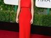 Globos de Oro 2016 alfombra roja: Jennifer Lawrence de Dior