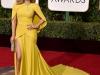 Globos de Oro 2016 alfombra roja: Jennifer Lopez de Giambattista Valli