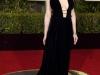 Globos de Oro 2016 alfombra roja: Kirsten Dunst de Valentino Haute Couture