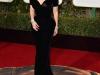 Globos de Oro 2016 alfombra roja: Lady Gaga de Versace