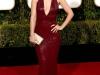 Globos de Oro 2016 alfombra roja: Olivia Wilde de Michael Kors