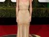 Globos de Oro 2016 alfombra roja: Rosie Huntington-Whiteley de Atelier Versace
