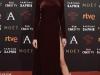 Goya 2016 alfombra roja: Úrsula Corberó