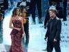 Grammys Latinos 2015: Alejandro Sanz actuando con Paula Fernandes