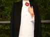 Gucci front row PV 2016 en MFW: Alexa Chung primer plano