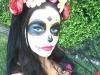 Halloween 2015: los mejores disfraces de los famosos Adriana Lima