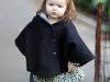 Harper Seven estilo: abrigo capa