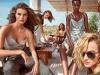 H&M colección de baño 2017: Cenas al aire libre