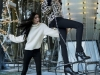 H&M Navidad 2017: looks blanco y negro
