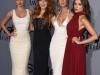 InStyle Awards 2015 Los Ángeles: Alessandra Ambrosio, Miranda Kerr y Olivia Culpo