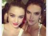 InStyle Awards 2015 Los Ángeles: Alessandra Ambrossio y Miranda Kerr