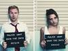 Invitaciones de boda originales y divertidas: policía
