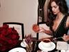 Irina Shayk embajadora L'Orèal: comiendo