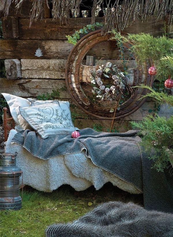 Jard n de invierno decoraci n m s adecuada fotos for Jardines de invierno fotos