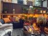 Jardín de invierno decoración: sillones
